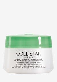 Collistar - INTENSIVE FIRMING CREAM PLUS - Moisturiser - - - 0