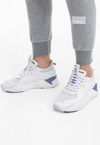 Puma - RS-X MASTER - Trainers - white-palace blue - 0