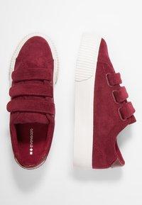 Even&Odd - Sneakers - dark red - 3