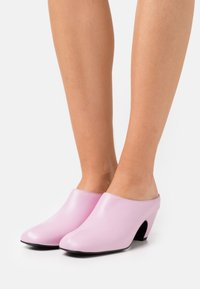 Dorateymur - Heeled mules - pink - 0