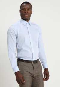OLYMP - OLYMP LEVEL 5 BODY FIT - Formal shirt - light blue - 0