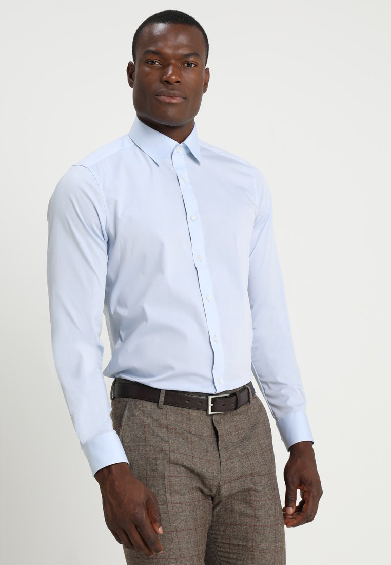 OLYMP - OLYMP LEVEL 5 BODY FIT - Formal shirt - light blue