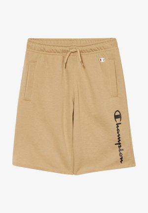 LEGACY AMERICAN CLASSICS BERMUDA - Pantalón corto de deporte - sand/black
