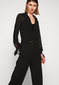 HUGO - HIMESA - Trousers - black - 3