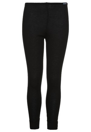 PANTS LONG WARM KIDS - Base layer - black