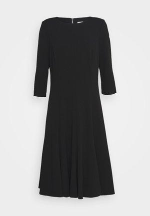 STRETCH DRESS - Denní šaty - black
