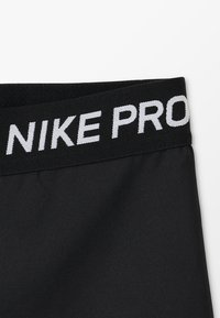 Nike Performance - BOY - Collants - black/white