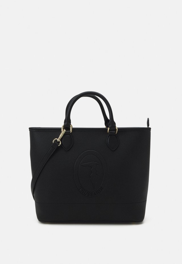 IRIS STAMPA CERVO SET - Sac à main - black