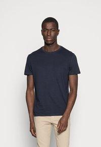 Pier One - 2 PACK - T-shirts basic - bordeaux - 3