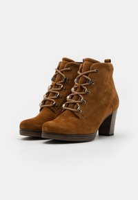 Gabor Comfort - Lace-up ankle boots - deer - 2