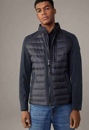 Outdoor jacket - dunkelblau