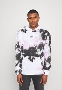 Hollister Co. - Sweatshirt - white/black/pink - 0