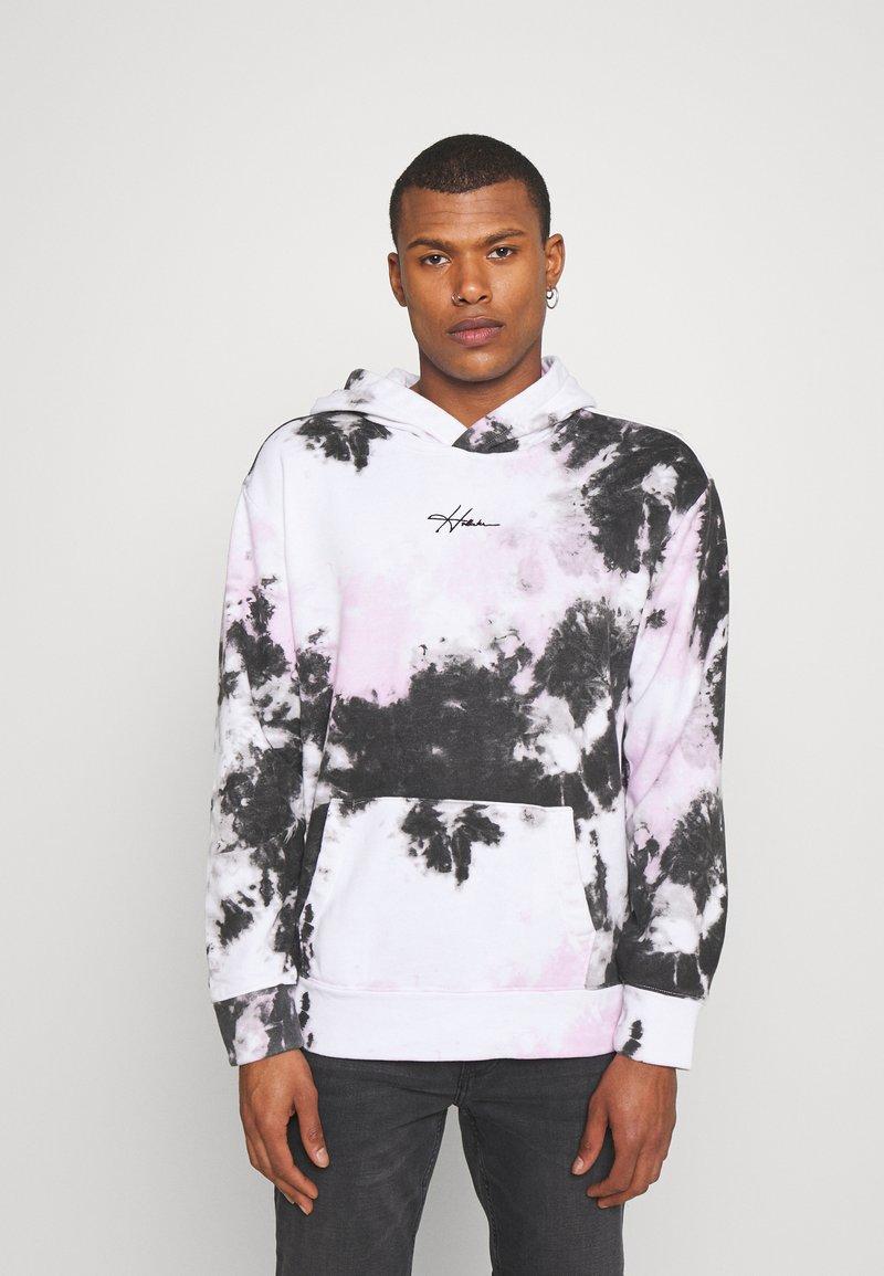Hollister Co. - Sweatshirt - white/black/pink