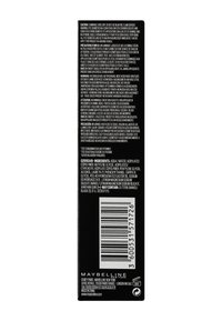 Maybelline New York - TATTOO LINER LIQUID INK EYELINER - Eyeliner - schwarz - 3