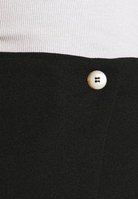 Zign - Wrap skirt - black - 5
