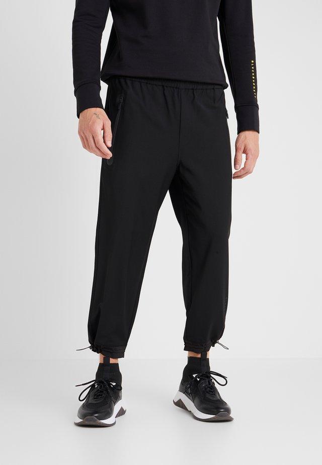 BUNGIE DROPCROTC - Pantalon classique - black