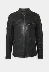 Pepe Jeans - DONNIE - Skinnjacka - black - 0