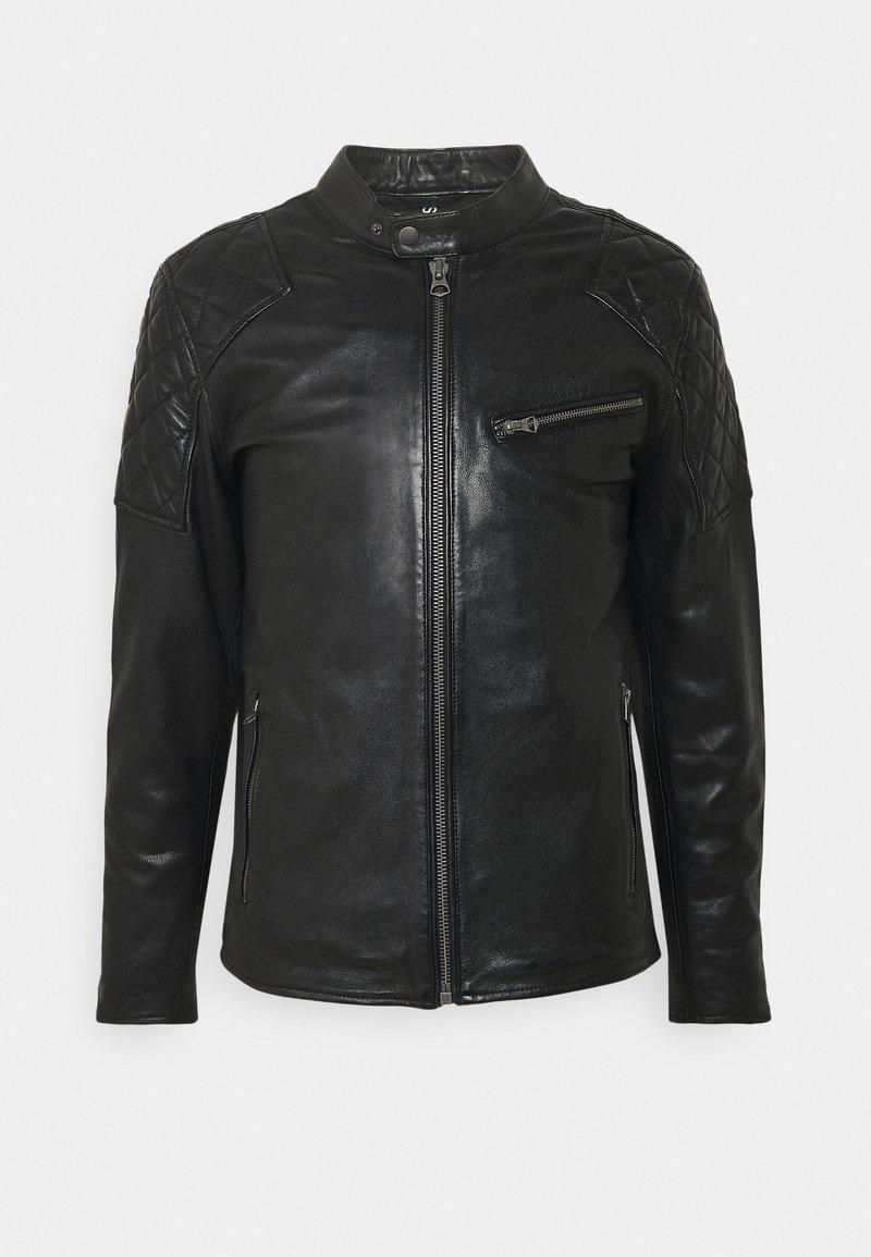Pepe Jeans - DONNIE - Skinnjacka - black