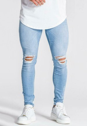 LIGHT CORE RIPPED - Jeans Skinny Fit - light blue
