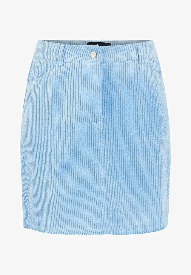 Spódnica ołówkowa  - little boy blue
