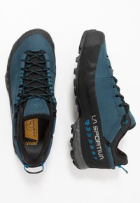 La Sportiva - TX5 LOW GTX - Hiking shoes - opal/carbon - 1