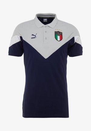 ITALIEN FIGC ICONIC MCS - Klubové oblečení - peacoat/gray violet