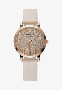 Orphelia - SPARKLE CHIC - Watch - beige - 1