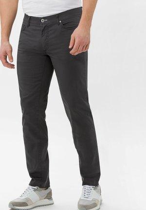 Pantalon classique - anthra