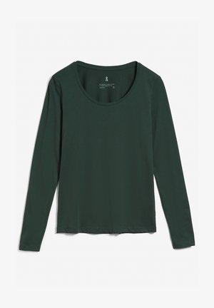 ELEAA - Long sleeved top - vintage green