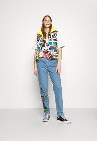 Levi's® - LEVI'S® X DISNEY MICKEY AND FRIENDS  - Relaxed fit jeans - disney w indigo denim - 1