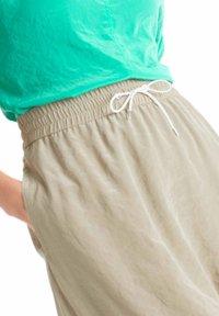 Marc Cain - A-line skirt - sand - 1