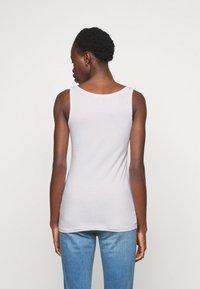 Anna Field Tall - 2 PACK - Top - white/black - 2