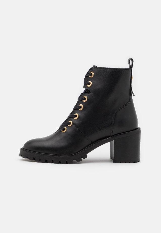 VALPE - Veterboots - noir