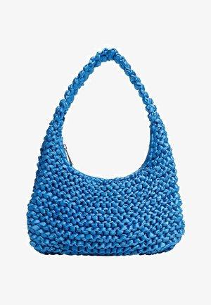 Bolso de mano - blau
