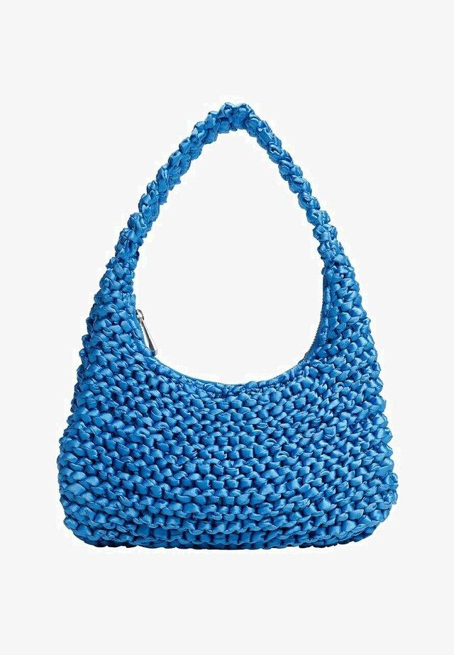 Handtas - blau