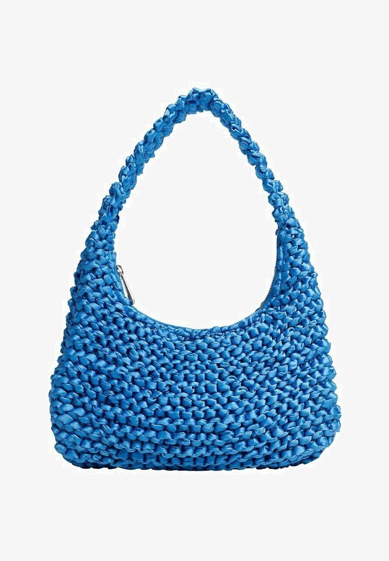 Violeta by Mango - Käsilaukku - blau