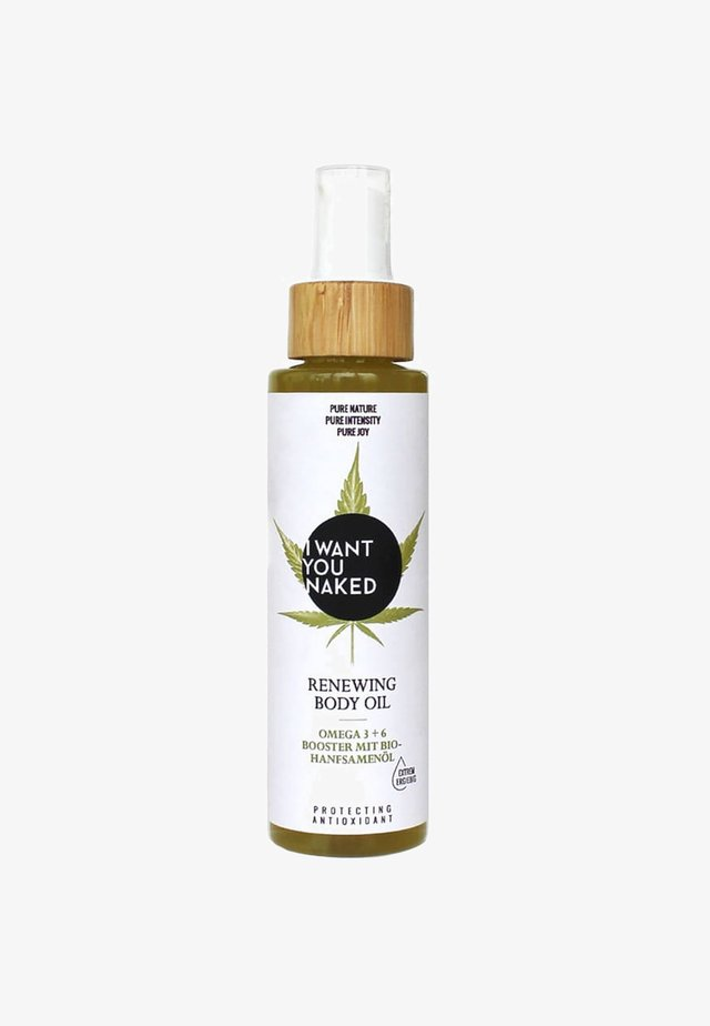 RENEWING BODY OIL - Body oil - -