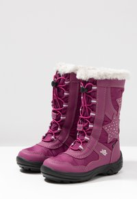 LICO - CATHRIN - Vinterstøvler - pink/silber - 3