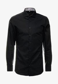 Eterna - SLIM FIT - Kostymskjorta - black - 4