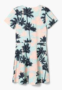 s.Oliver - Jersey dress - aqua aop - 1