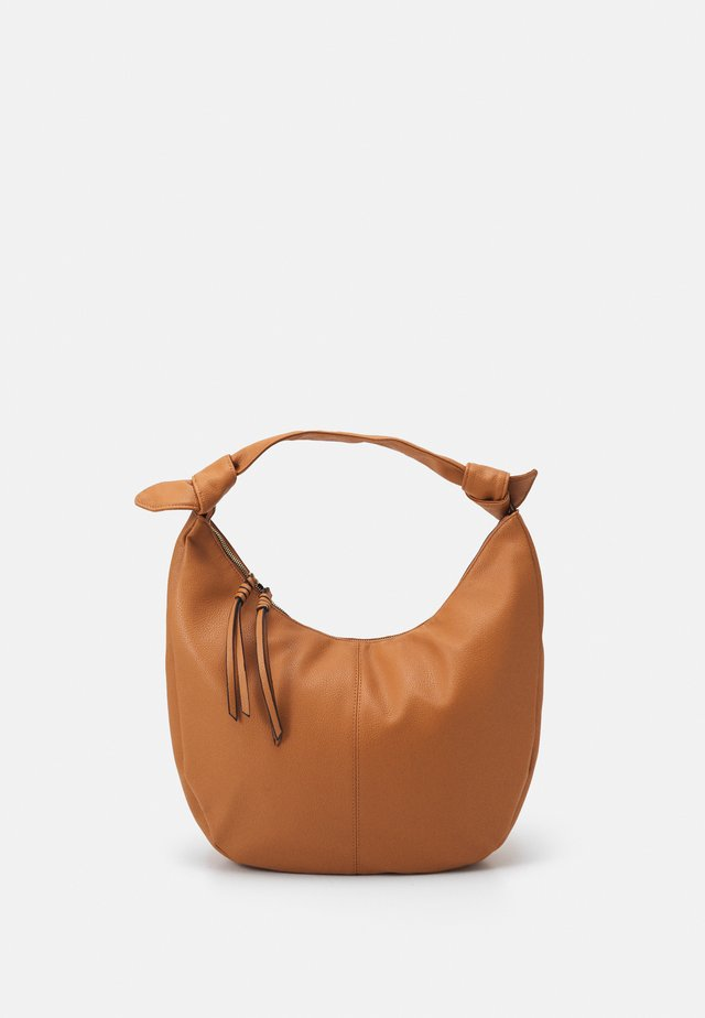 SORRENTO HOBO BAG - Tote bag - tan