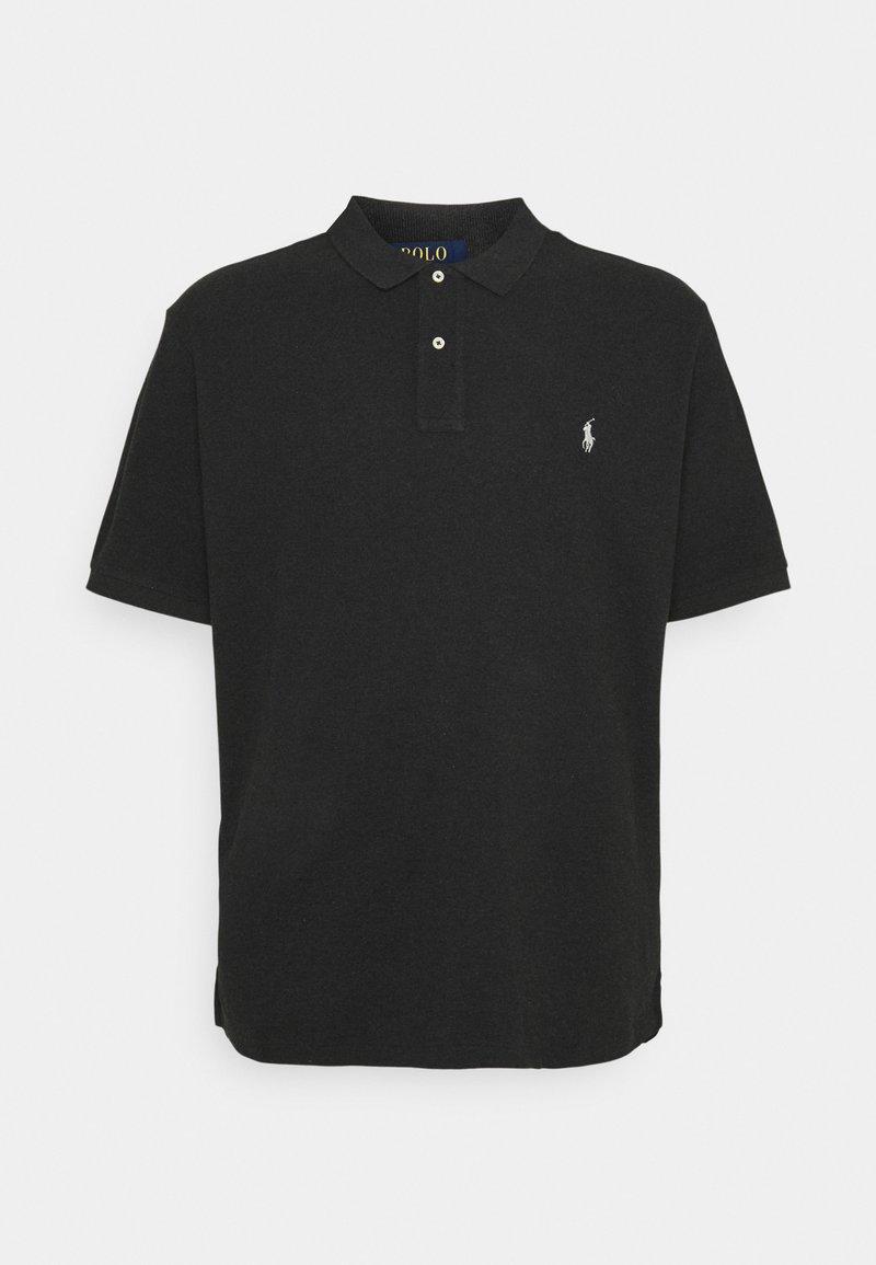 Polo Ralph Lauren Big & Tall - CLASSIC FIT MODEL - Polo shirt - black marl heather