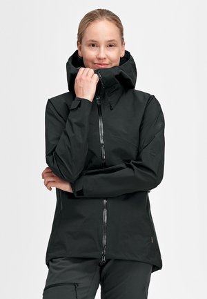 CRATER PRO - Soft shell jacket - black