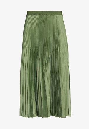 ONERA - A-line skirt - garden green