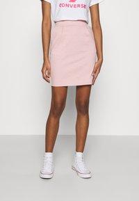 ICHI - IHKATE - Mini skirt - rose smoke - 0