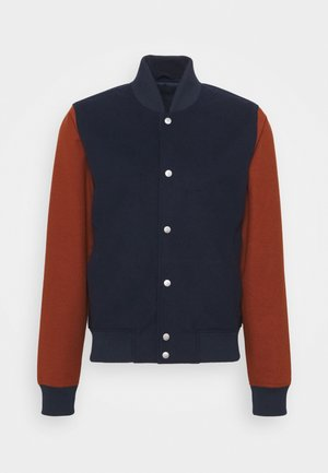 VARSITY JACKET - Bomberjacks - navy