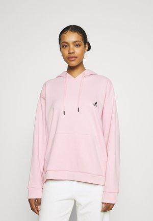 ALASKA BOXY FIT HOODY - Sweater - light pink