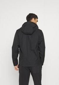 adidas Performance - TERREX MULTI RAIN.RDY - Outdoor jakke - black - 2