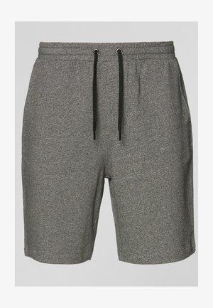 TERRY - Shorts - grey melange