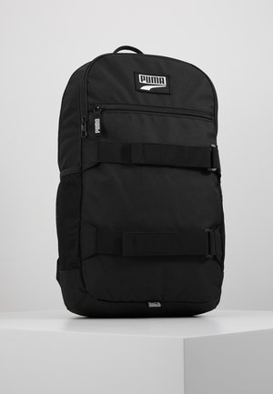 DECK BACKPACK - Ryggsekk - puma black